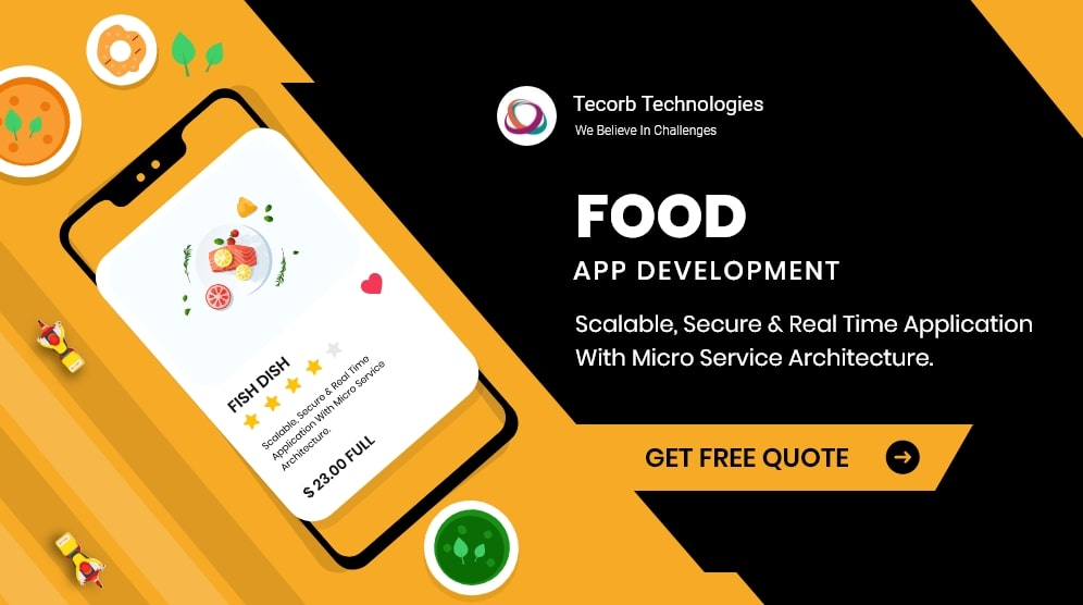 on demand food delivery app development company in india